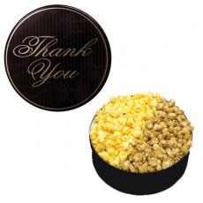 Apparel - The King Size Popcorn Tin-Thank You Design