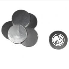 Office Supplies - Chocolate Coins - Silver