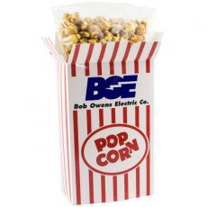 Tradeshow & Event Supplies - Rectangle Box with Caramel Popcorn