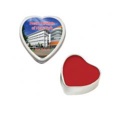 Pens, Pencils & Markers - Lip Balm Heart Tin