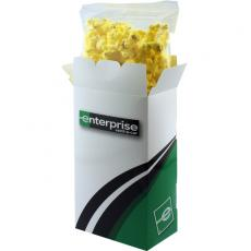 Tradeshow & Event Supplies - Rectangle Box with Butter Popcorn