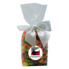 Health & Safety - Mug Stuffer Gift Bag with Skittles Candy