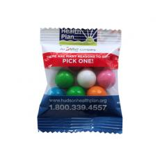 Games, Toys, & Stress Balls - Zaga Snack Promo Pack Candy Bag with Gumballs or Gum Balls
