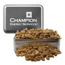 Home & Family - Rectangle Tin with Cashews - Nuts