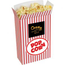 Tradeshow & Event Supplies - Popcorn Box - rectangle shaped box