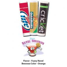 Home & Family - Fuzzy Navel Surprise Lip Balm - All Natural, USA Made
