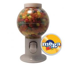 Apparel - Gumball Machine with Jelly Bean Candy