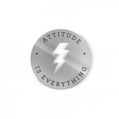 Attitude is Everything Appreciation Token