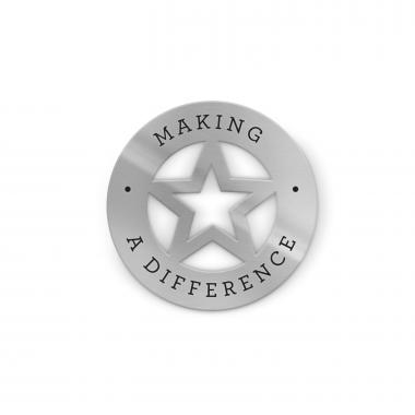 Making a Difference Appreciation Token