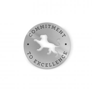 Commitment to Excellence Appreciation Token