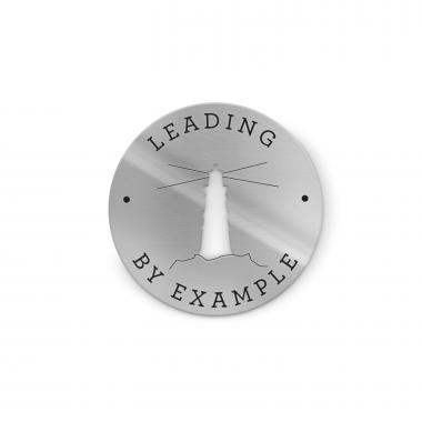 Leading by Example Appreciation Token