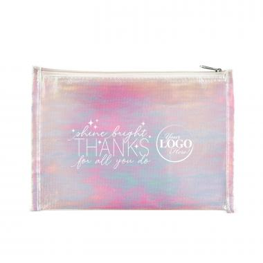 Shine Bright Zipper Pouch