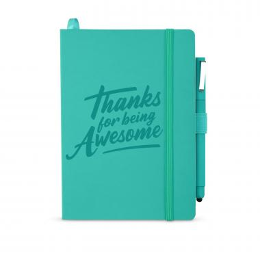 Thanks for Being Awesome Soft Bound Journal
