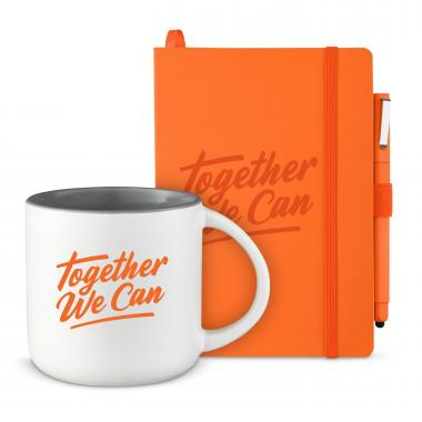 Together We Can Good Morning Gift Set