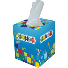 Health & Safety - Tissue Box - Custom Packaging and Boxes