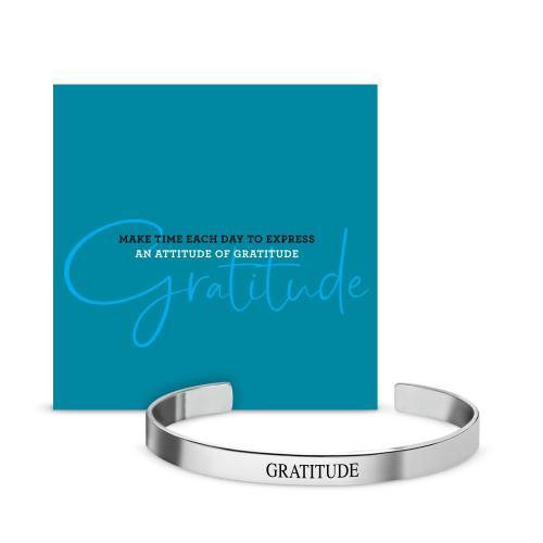 Gratitude Affirmation Band