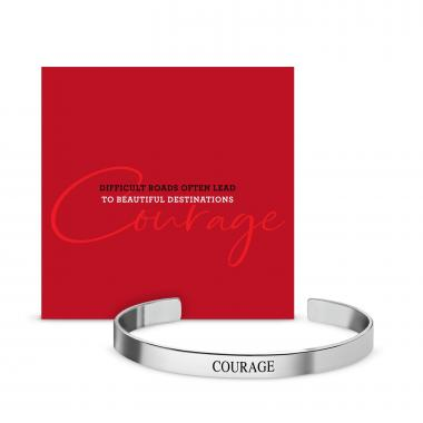 Courage Affirmation Band