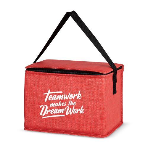 Teamwork Dream Work Value Lunch Bag