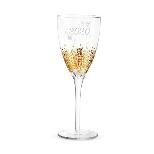 12oz Celebration Wine Glass