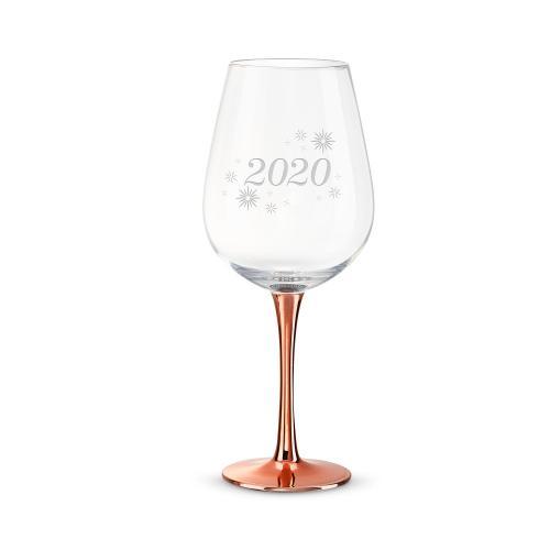 22oz Rose Gold Goblet