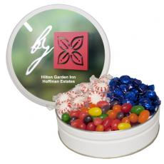 Candy, Food & Gifts - The Grand Tin with Starlite Mints, Jelly Beans & Hard Candy