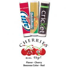 Home & Family - Cherries on Top Lip Balm - All Natural, USA Made Lip Balm