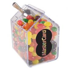 Candy, Food & Gifts - Candy Bin with Jelly Beans - Candy Dispenser