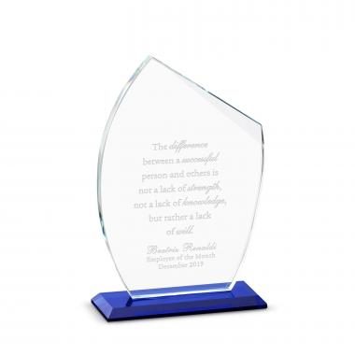 Crest Crystal Award