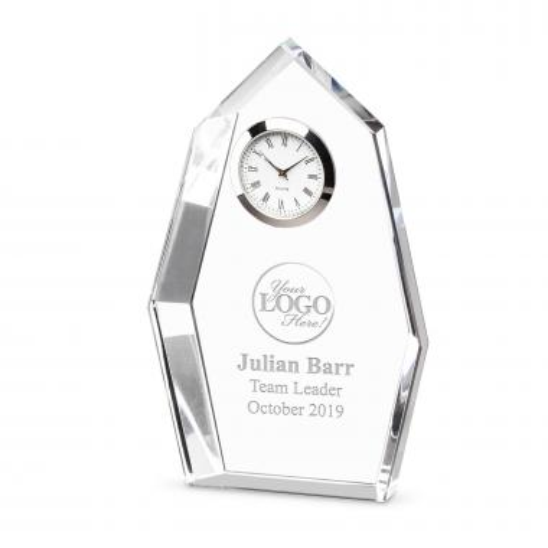 Sierra Crystal Clock