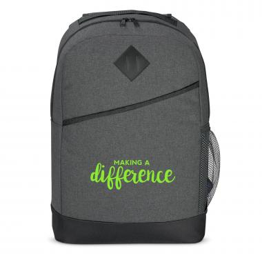 Making a Difference Heather Backpack