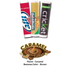 Home & Family - Caramel Lover Lip Balm - All Natural, USA Made