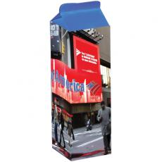 Tradeshow & Event Supplies - Milk Carton Box - Custom Packaging and Boxes