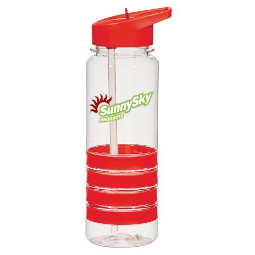 24 Oz. Tritan™ Banded Gripper Bottle