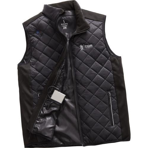 M-SHEFFORD Vest w/ Power Bank
