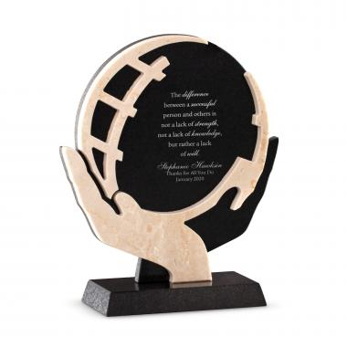 Humanitarian Marble Award