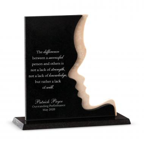 Silhouette Stone Award