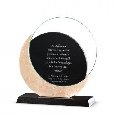 Double Vision Marble Award