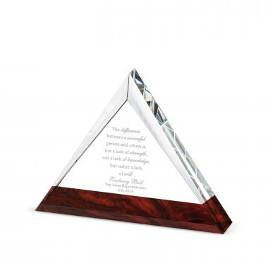 Cedar Crystal Award