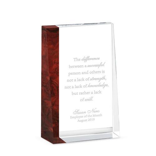 Beech Crystal Award