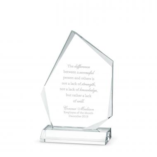 Alexia Crystal Award