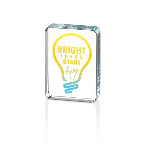 Bright Ideas Personalized Mini Rave