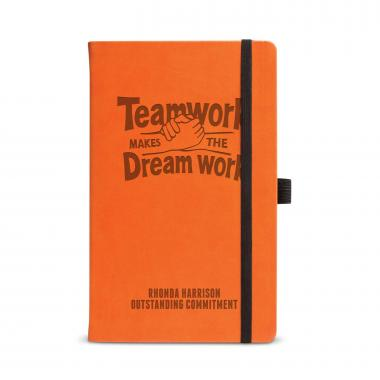 Teamwork Dreamwork Hands - Castor Journal