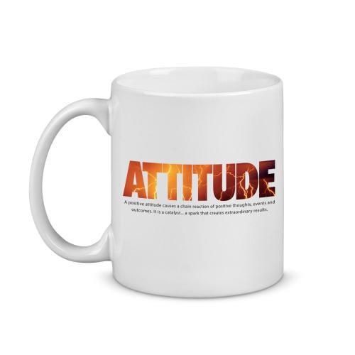 Attitude Lightning Image Mug