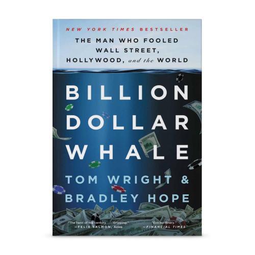 Book - Billion Dollar Whale