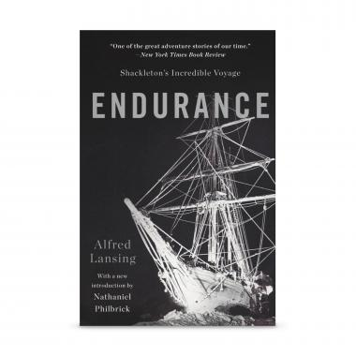 Book - Endurance
