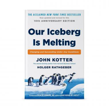 Book - Our Iceberg Is Melting
