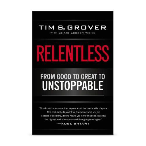 Book - Relentless