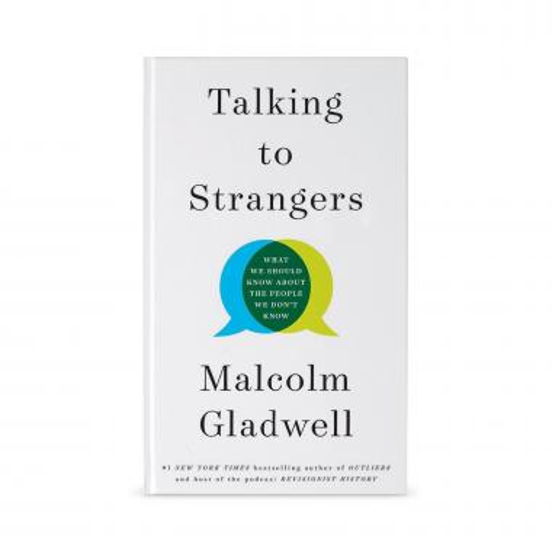Book - Talking to Strangers