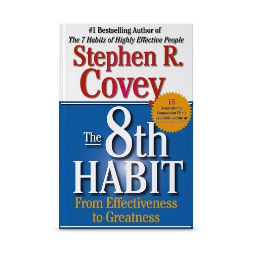 Book - The 8th Habit