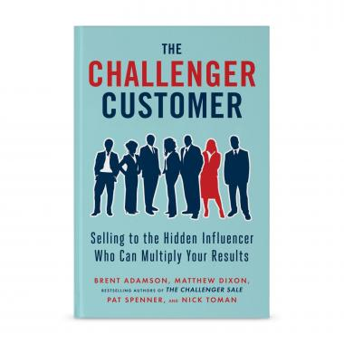 Book - The Challenger Customer